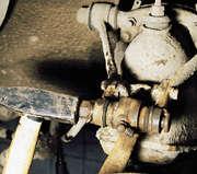 Шкворня газ 53 своими руками 794